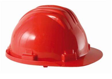 LOBSTER 6115 Přilba ochranná LP2002 červená ČERVA(7605888)