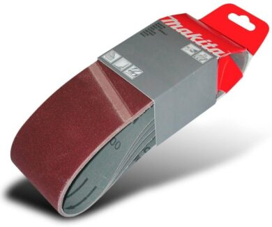 MAKITA P-37188 Brusný pás 5ks 76x533mm P60 (pro 9903)(7792480)