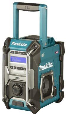 MAKITA MR004G Aku rádio XGT (FM/DAB/DAB+ Bluetooth) 12-40V/230V(7797016)