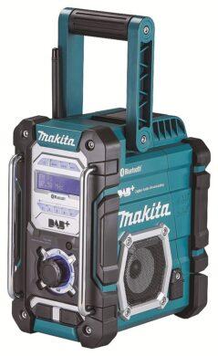 MAKITA DMR112 Aku rádio FM/DAB/DAB+ Bluetooth 7,2-18V/230V IP64(7818764)