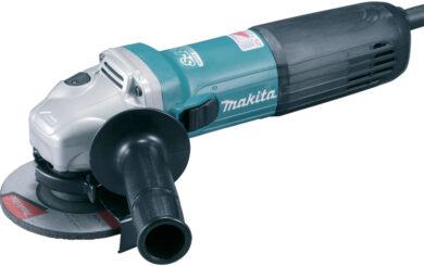 MAKITA GA5041C01 Bruska úhlová 125mm 1400W(7892100)
