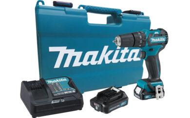 MAKITA HP332DSAE Akušroubovák příklepový 10,8V 2,0Ah bezuhlíkový(7902534)