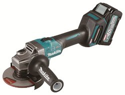 MAKITA GA005GM201 Aku bruska úhlová 125mm 40V 4,0Ah Li-ion XGT - Aku bruska úhlová 125mm 40V 4,0Ah Li-ion XGT