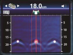 MAKITA DWD181ZJ Aku detektor 14,4/18V Li-ion LXT (bez aku)(0000389)