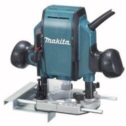 MAKITA RP0900 Frézka horní 6mm 900W-Horní svislá frézka Makita RP0900 s příkonem 900W