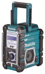 MAKITA DMR112 Aku rádio FM/DAB/DAB+ Bluetooth 7,2-18V/230V IP64 - Aku rádio FM/DAB/DAB+ Bluetooth 7,2-18V/230V IP64