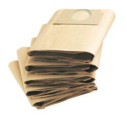 LOBSTER 660050 Sáček filtrační (5ks) papír MAKITA/PROTOOL 446LX/VCP260-Filtrační sáčky vhodné pro:  MAKITA typ 446LX; VC3012LX  PROTOOL typ VCP 260 E-L