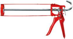 FISCHER 53115 Vytlačovací pistole pro tmely (píst D48mm) KPM1-KPM1 Vytlačovací pistole pro chem.maltu 150ml a 300ml, tmely a silikony