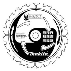 MAKITA B-08224 Kotouč pilový 190x30 12z