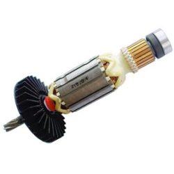 MAKITA 515289-2 Rotor HR2460/HR2470-Rotor je dodáván bez ložisek a větráku.