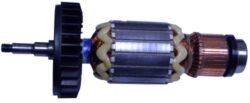 MAKITA 510125-7 Rotor pro GA9020R-Rotor je dodáván bez ložisek a větráku.