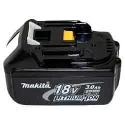 MAKITA 632G12-3 Akumulátor 18V LXT 3,0Ah Li-ion BL1830B (folie)
