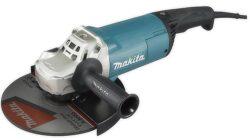 MAKITA GA9061R Bruska úhlová 230mm 2200W SJS-Bruska úhlová 230mm 2200W SJS