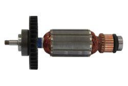 MAKITA 513713-9 Rotor pro UC3020-Rotor je dodáván bez ložisek a větráku.