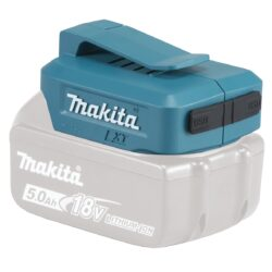 MAKITA ATAADP05 Nabíječka USB zařízení z akumulátoru 14,4-18V ADP05-Nabíječka USB zařízení z akumulátoru 14,4-18V ADP05