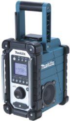 MAKITA DMR107 Aku rádio FM/AM (CXT) 7,2-18V/230V IP64-Aku rádio 7,2 - 18V /220V