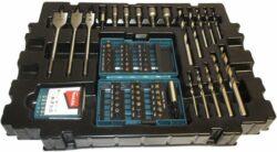 MAKITA B-43044 Sada vrtáků a bitů 66ks systainer(7904137)