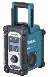 MAKITA DMR110 Aku rádio FM/DAB/DAB+ (CXT) 7,2-18V/230V IP64-Aku rádio FM/DAB/DAB+ (CXT) 7,2-18V/230V IP64