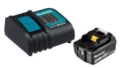 MAKITA 199994-5 Set akumulátor 1x18V LXT 3,0Ah Li-ion BL1830B + nabíječka DC18SD-Set akumulátor 1x18V 3,0Ah Li-ion + nabíječka