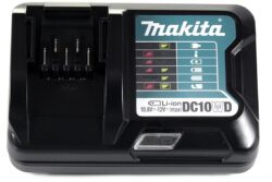 MAKITA 197343-0 Nabíječka 12V CXT DC10WD 197334-1